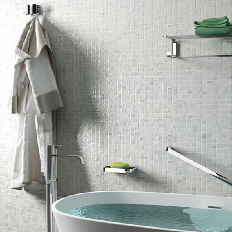 Box doccia idromassaggio rettangolare 70x90 claudia treesse ebay - Accessori bagno ebay ...
