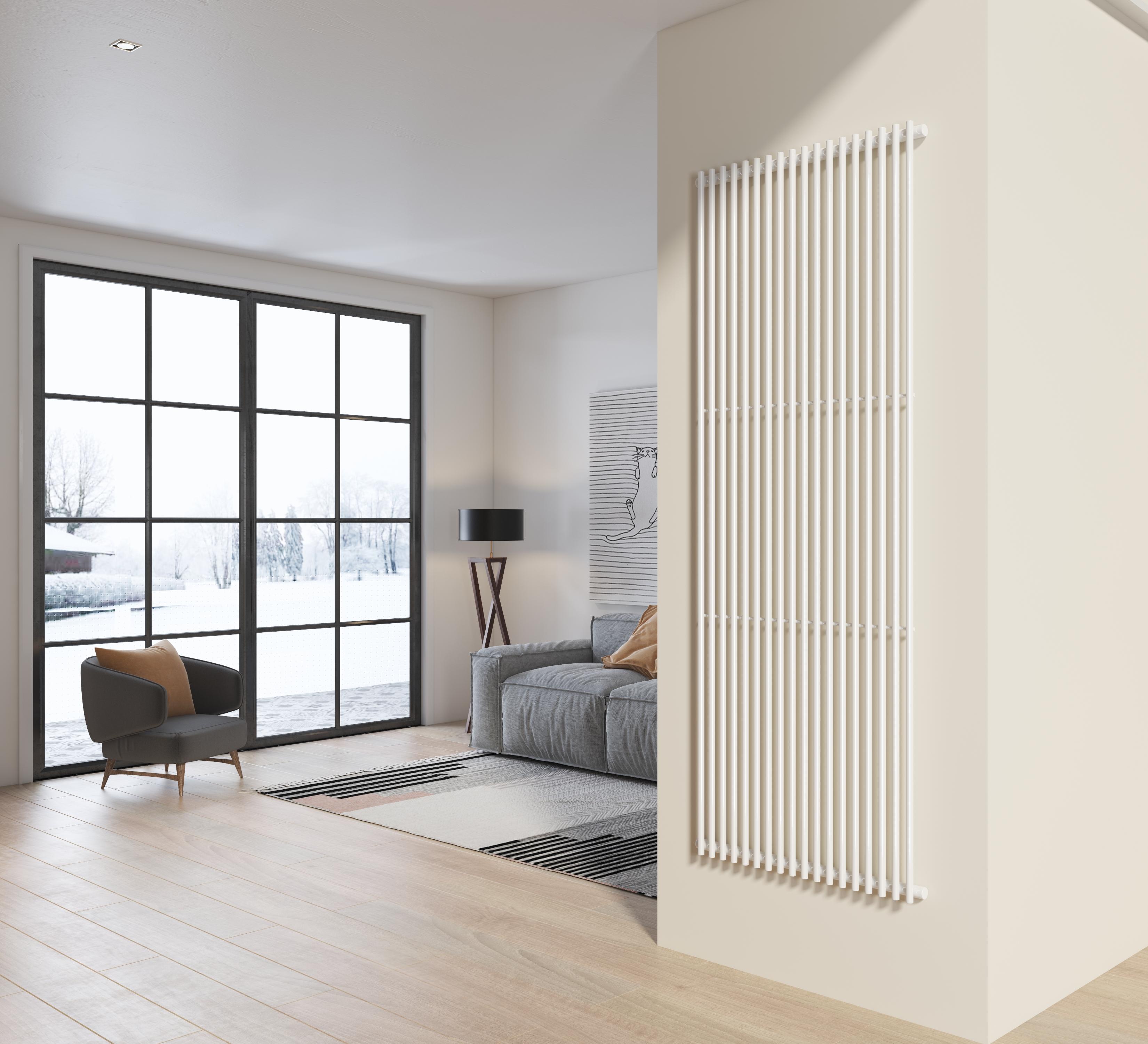 radiatore arredo bianco 200x74