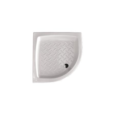 Piatto doccia in ceramica Hera Althea h.11 cm 80X80 semicircolare