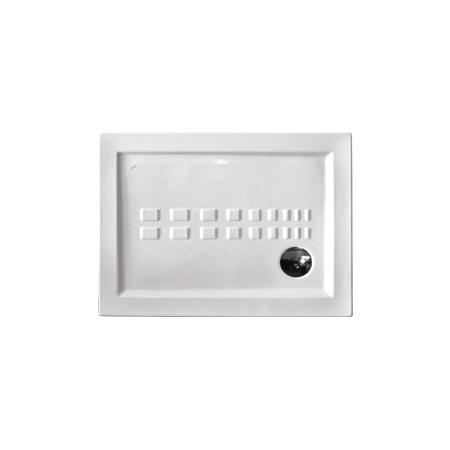 Piatto doccia in ceramica Ito Althea h. 5.5 cm 100x75