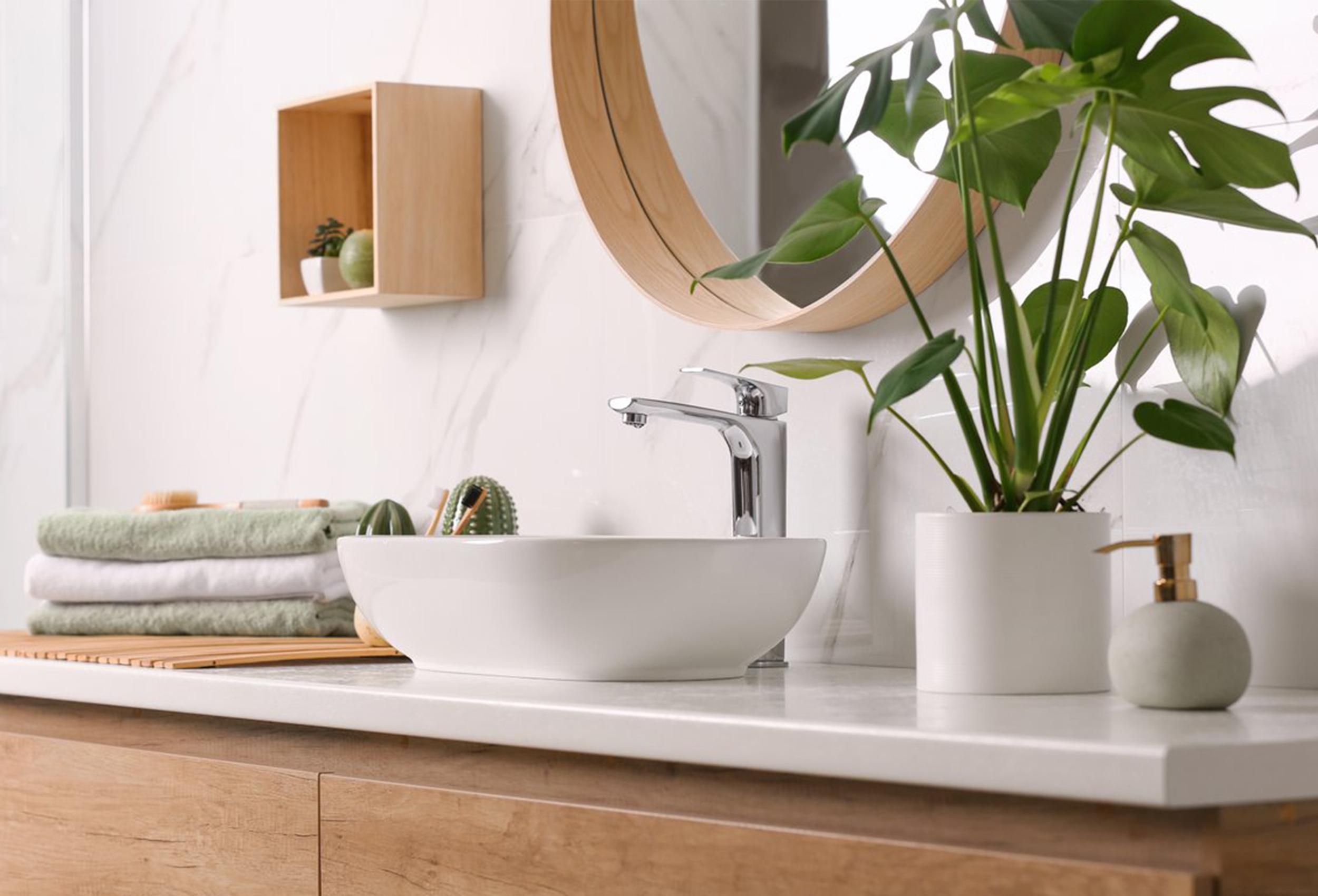 rubinetteria lavabo bagno ambiente