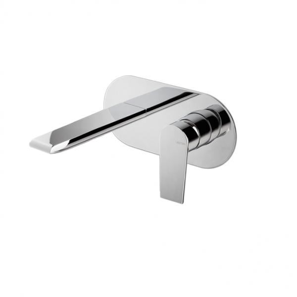 V16050 miscelatore parete lavabo vema