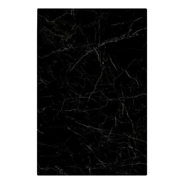 piatto doccia effetto marmo nero